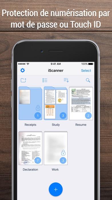 download iScanner - Dcanner document. apps 0