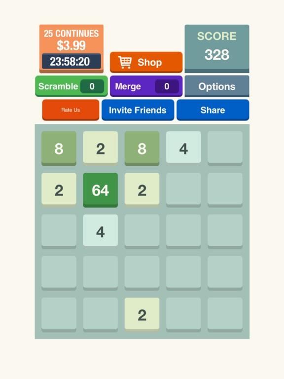 4096  -  Puzzle Скриншоты6