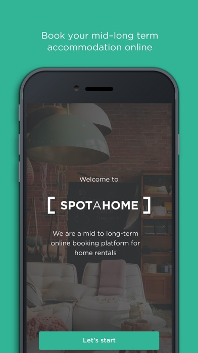Spotahome: Apartments & rooms screenshot 1
