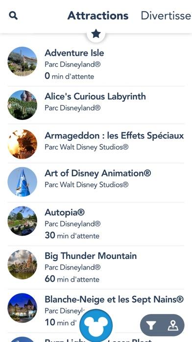 download Disneyland® Paris apps 2