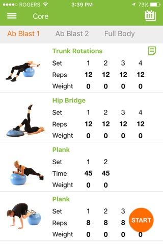 Trainer PLUS(+) screenshot 2