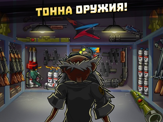 Zombie Smash! Time Travel Скриншоты11