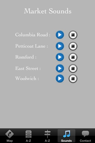 London Market Guide screenshot 4