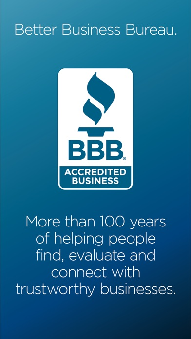 better business bureau bbb on the app store. Black Bedroom Furniture Sets. Home Design Ideas