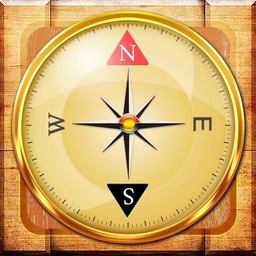 指南针 HD:Compass Easy【支持牛排】