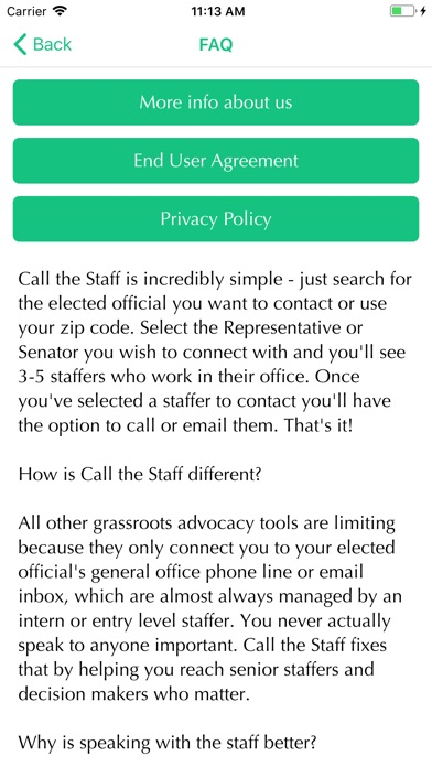 Call The Staff screenshot 4