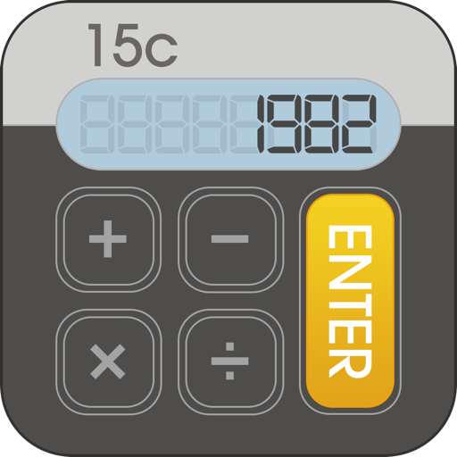 RPNcalc 15c - High-End RPN calculator