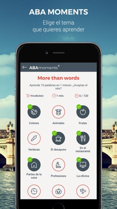 download Aprender inglés - ABA English apps 1