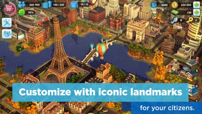 SimCity BuildIt screenshot 2