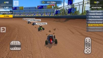 Dirt Trackin Sprint Cars app