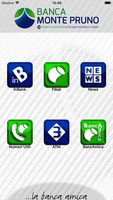 Banca Monte Pruno screenshot 2