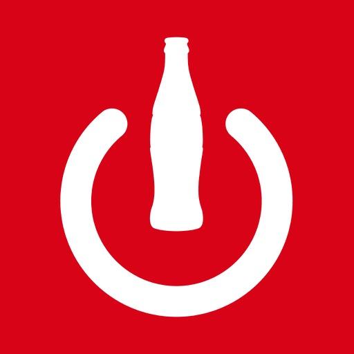 Coke ON コカ·コーラの自販機がおトクに楽しくなるアプ