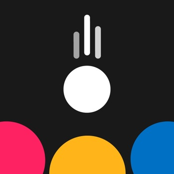 Falling Ballz app for iphone