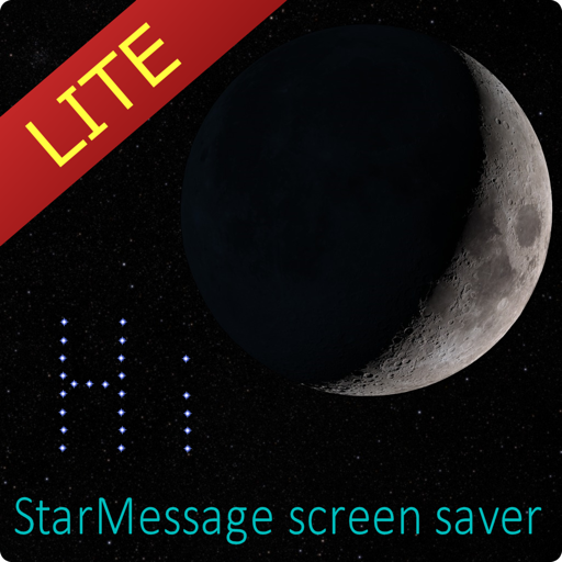 StarMessage screensaver lite for Mac