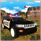 Chasing Crime City Police Car icon