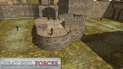 Commando Rescue Strike FPS screenshot 2
