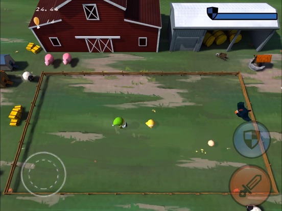Screenshot 3 Chicken Slaughter