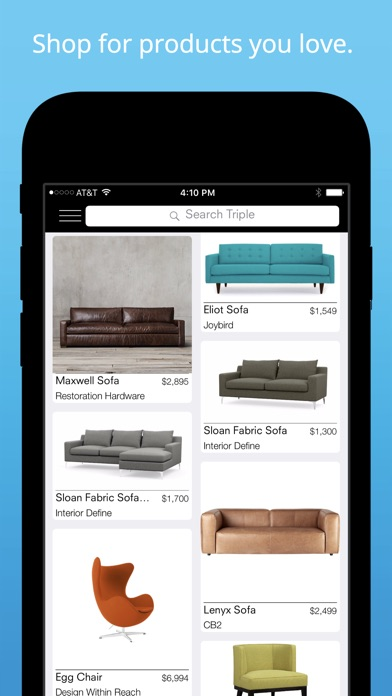 Triple interior design on the app store Interior design apps for iphone