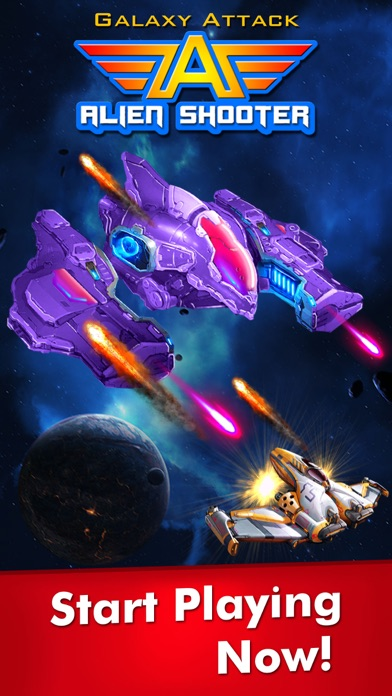 download Galaxy Attack: Alien Shooter apps 0