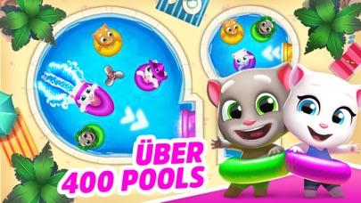 Screenshot 2 Talking Tom Pool