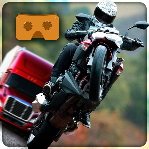 VR Traffic Racing Rider Asphal