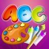 ABCs Painting Fun
