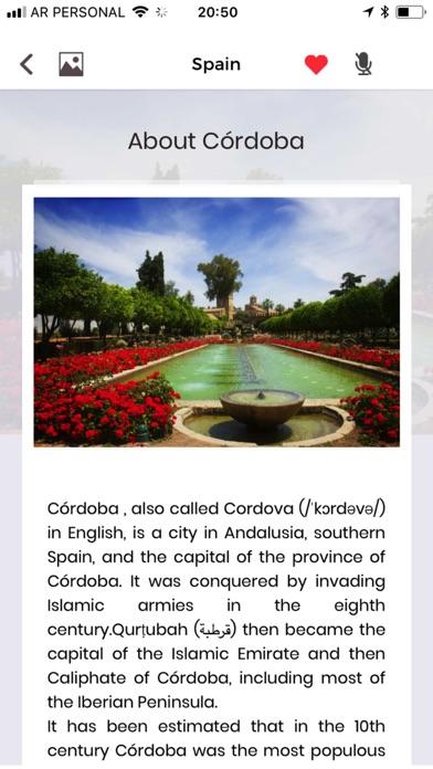 Espagne Guide de VoyageCapture d'écran de 4