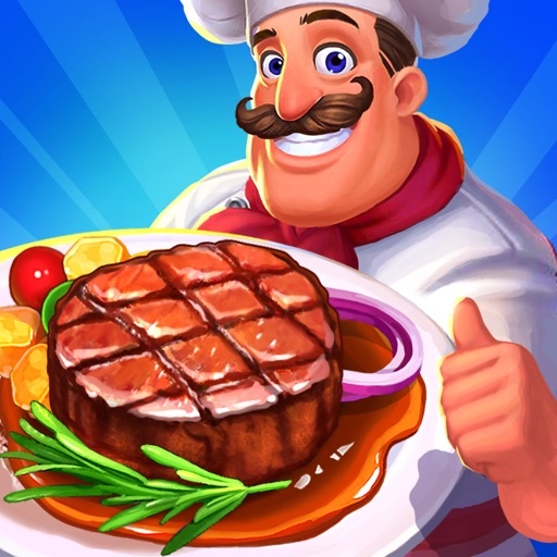 Kitchen Frenzy - Chef Master app for iphone