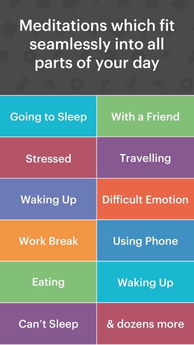 buddhify: mindful meditation app