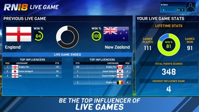 Rugby Nations 18 screenshot1