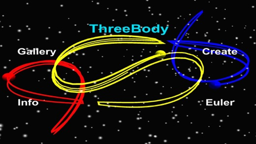 ThreeBody Screenshots