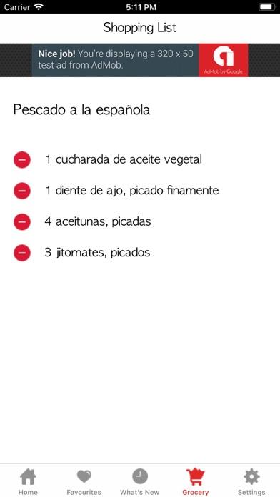 download Recetas sanas y fáciles apps 0