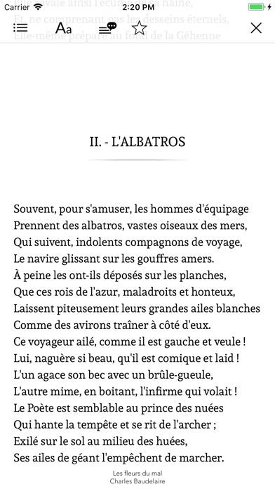 download Anthologie de la Poésie apps 3