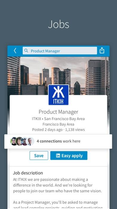 download LinkedIn apps 1