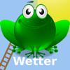 Wetterfrosch - die Wetter-App