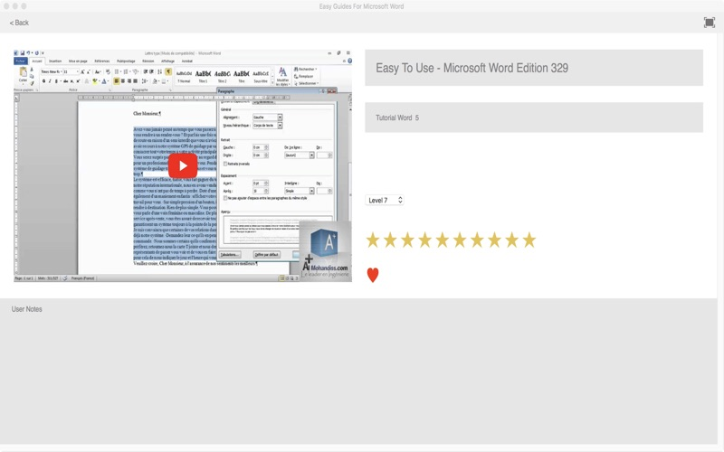 Easy Guides For Microsoft Word Screenshot - 4