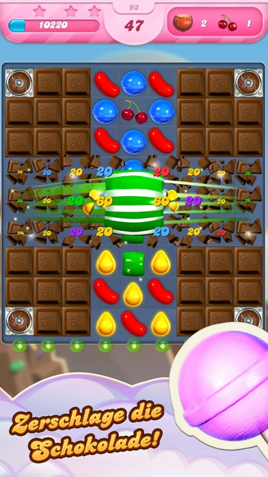 Screenshot 3 Candy Crush Saga