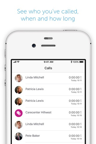 cContact screenshot 4