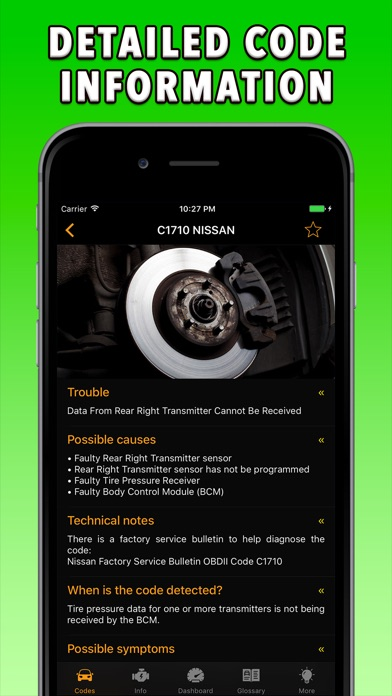 Nissan App! Screenshots