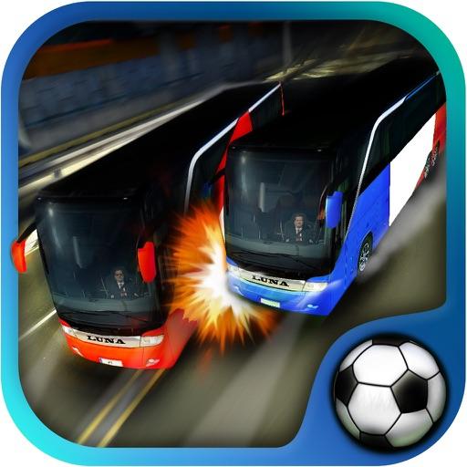 Euro Football Bus Battle 2016 iOS App