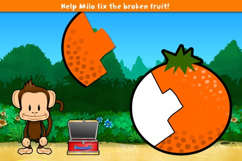 Monkey Preschool Lunchbox screenshot 4