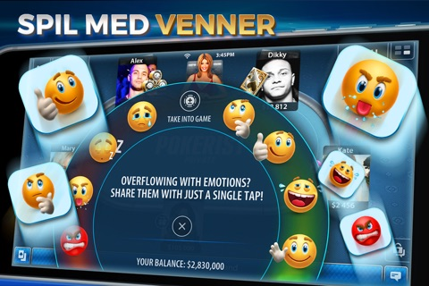 Texas Holdem Poker: Pokerist screenshot 4
