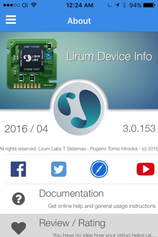 Lirum Device Info screenshot 4