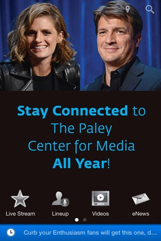 Paley Center TV Fan Connection screenshot 2