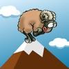 Goat jumps