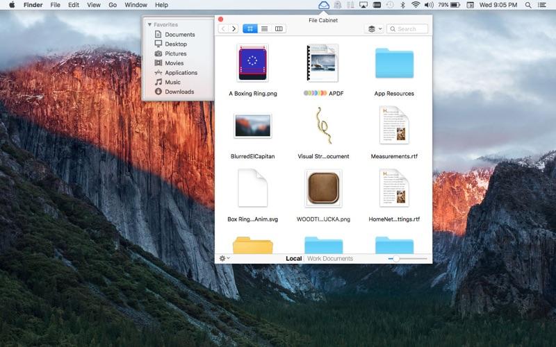 File Cabinet Lite for Mac