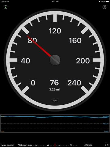 Speedometer Speed Box screenshot 4