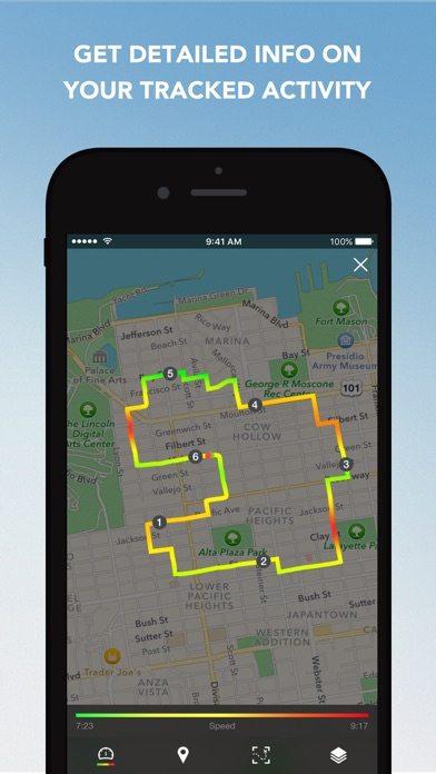 download Runtastic Running & Fitness appstore review