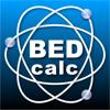 BED計算電卓(生物学的等価線量)-Yoshiko Tsutsumi