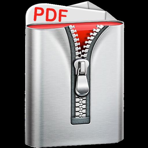 size compress pdf